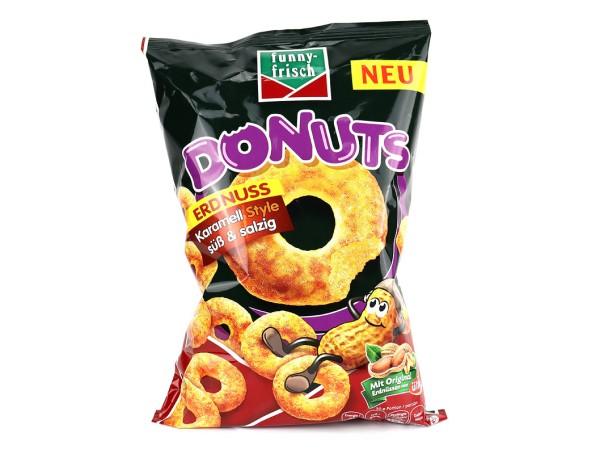 Funny-Frisch - Donuts Erdnuss Karamell Style