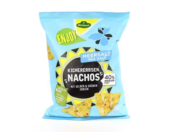 ENJOY Kichererbsen-Nachos Meersalz