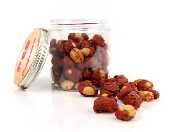 Hombre Erdnüsse süß dragiert