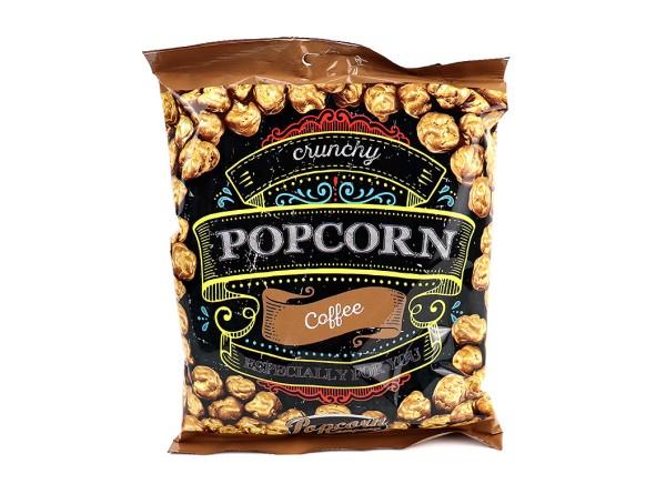 Crunchy Coffee Popcorn