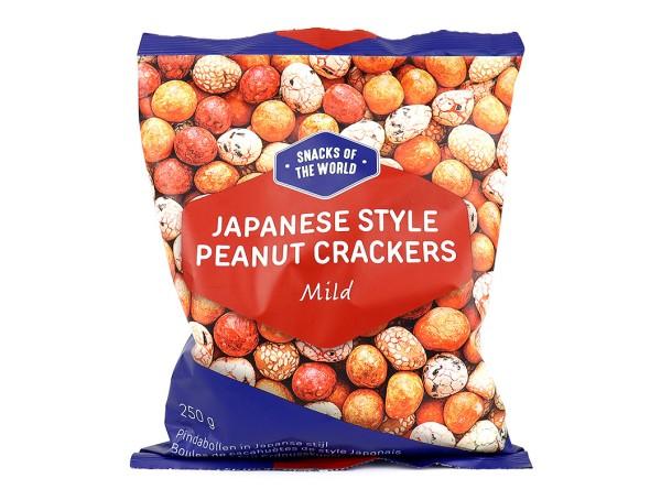 Japanese Peanut Crackers